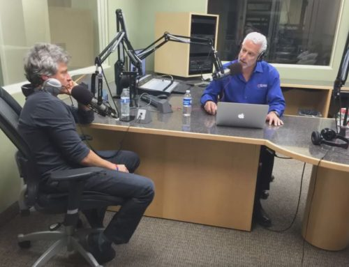 Dr. Bailie was the guest on Health Futures Live Radio, on Friday, August 25, 2017
